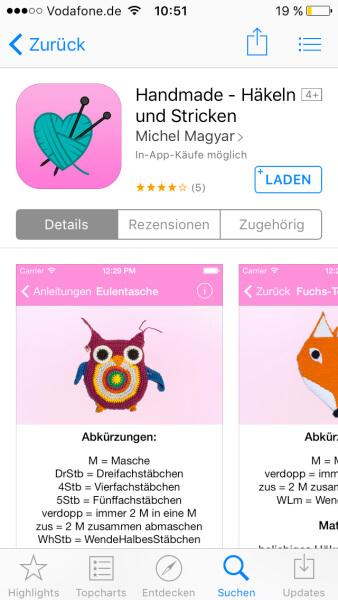 Die 5 Hilfreichsten Apps Zum Stricken Häkeln Nie Mehr Zählen