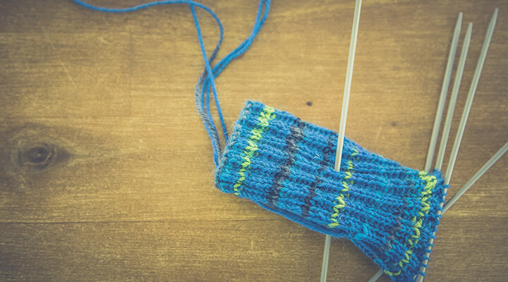 babysocken_stricken