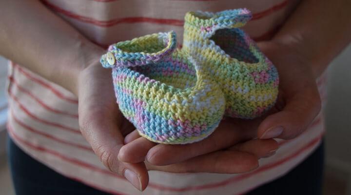 Wie Häkle Ich Babyschuhe Wir Zeigen Dir Was Du Wissen Musst